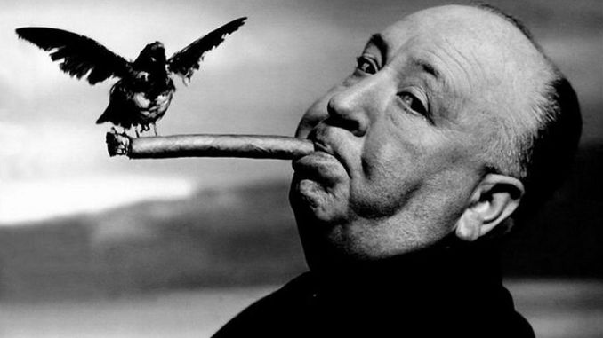 wie is alfred hitchcock