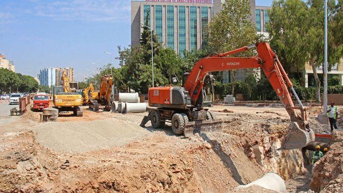 Mreže željezničkog sistema pozornice u Antaliji se proširuju