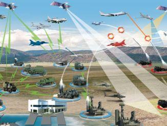 az országos légiforgalmi irányító rendszer uralkodik