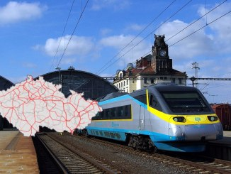 Kereta Api Republik Ceko