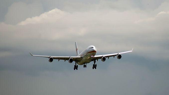 Penerbangan tiga maskapai penerbangan ditangguhkan karena gin covid