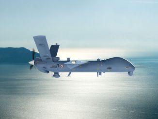 Merivoimien komentoon toimitetaan edistyneempi ANKA UAV