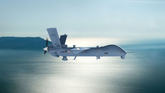A More Advanced ANKA UAV Delivered to the Naval Forces Command
