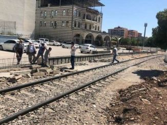 Diyarbakır Will Be Divided Into Two By A 12-Kilometer Wall Along The Railway