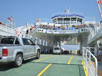 conquest ferryboat started service
