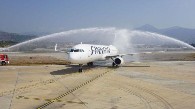 טיסות קו חיצוניות החלו בגזיפאסה אלניה