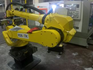 Turnkey project from gnc machine and robotic machine park consultancy