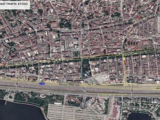 traffic traffic for hurriyet and republic street and survey study