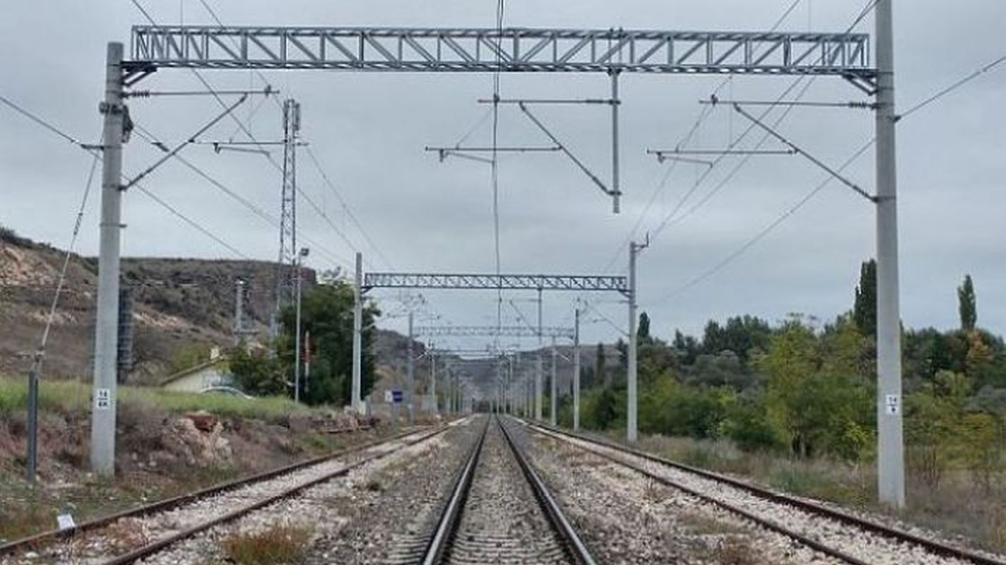 оголошення про тендер на відкриття смуги протипожежного захисту на межі залізничної лінії