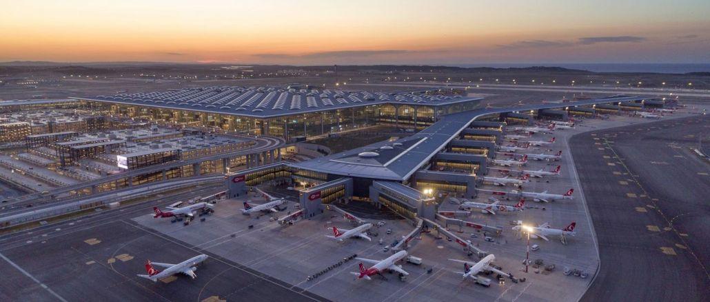 istanbul havalimani havalimani saglik akreditasyonu sertifikasini aldi