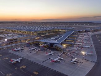istanbul airport received the airport health accreditation certificate