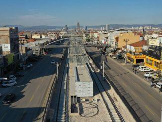 Почели су радови на завршетку трамвајске пруге градског трга
