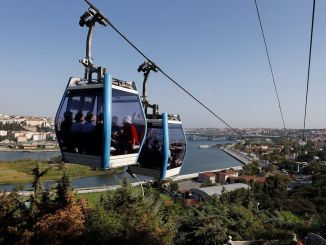 macka taskisla and eyup piyer loti cable car services restart