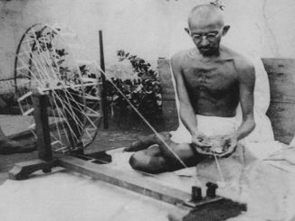 Кто такой Махатма Ганди
