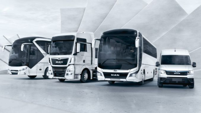 3-month grace period, 60-month maturity on MAN Commercial Vehicles