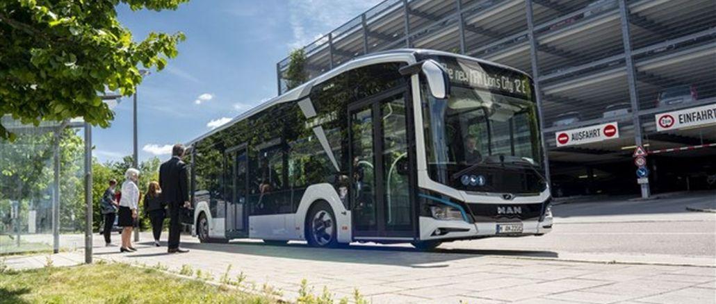 Manin årliga elbussupplevelse krönad med designmärke för bilmärkes tävling