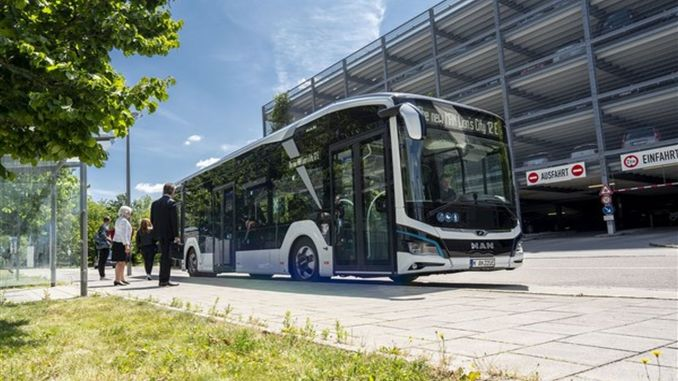 manin annual electric bus experience was crowned with automotive brand contest design award