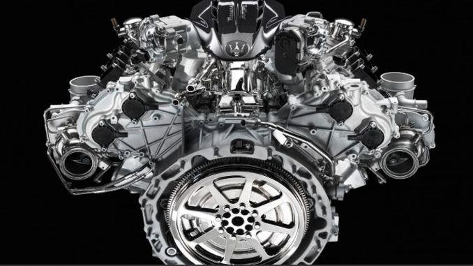 масерати нови мотор неттуно
