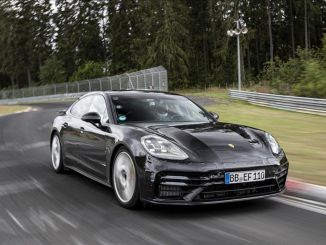 Rekord okrążenia Porsche Panamera na oponach Michelin