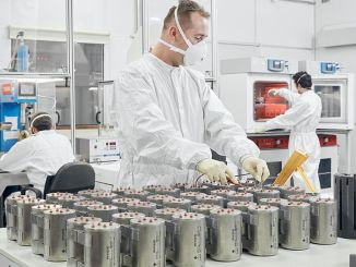 juta dolar tetap ada di negara itu berkat baterai termal nasional