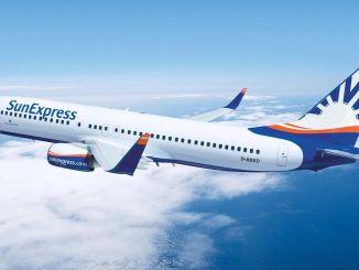 Sunexpress breidt Anatolische en Europese vluchtnetwerken uit