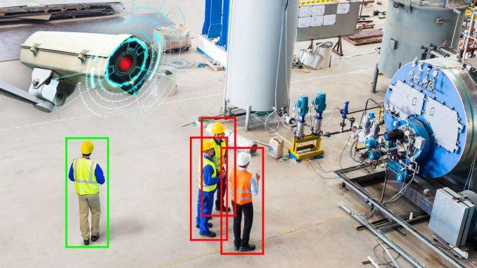 Δωρεά υψηλής τεχνολογίας τεχνητής νοημοσύνης από μια εγχώρια εταιρεία τεχνολογίας στον κλάδο για κοινωνική απόσταση