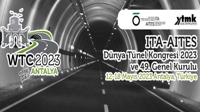 yollar turk milli komitesi dunya tunel kongresini turkiyede duzenlemek icin aday oldu