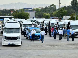 Gennemsigtig panelapplikation udvides i Ankara