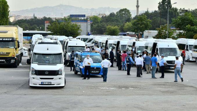 Transparent Panel Application Expands in Ankara