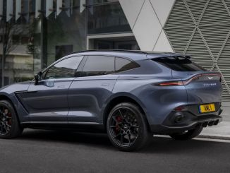 History's first SUV Aston Martin DBX Tool in Turkey