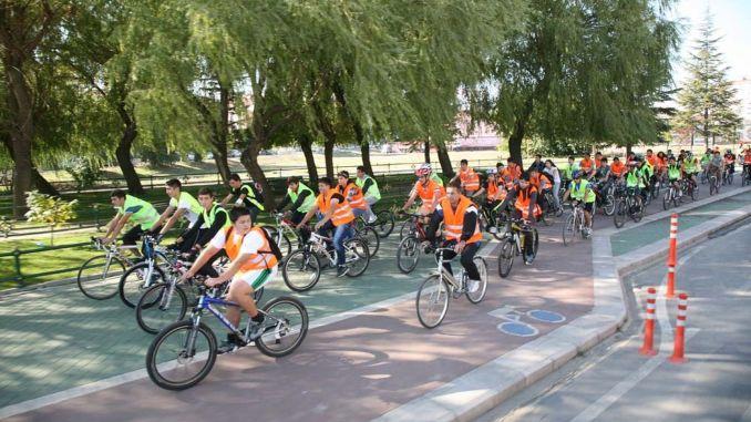 نريد دمج ركوب الدراجات في النقل