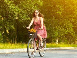 Entrenamiento de ciclismo para mujeres de IMM