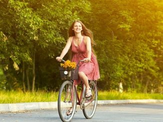Bicycle Training for Women by IMM