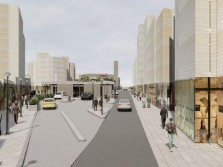 Subaşı Square Arrangement and Underground Mechanical Parking Project is Ready