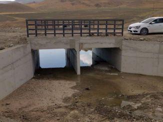 La Municipalidad Metropolitana de Van completó la construcción de 8 puentes