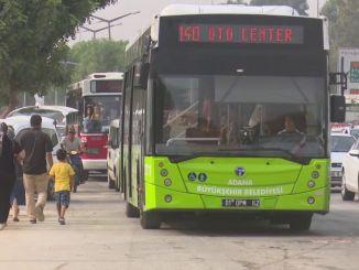Повећајте јавни превоз у Адани!