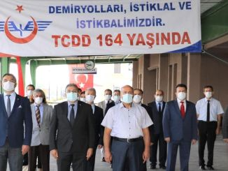 TCDD 164th Anniversary Celebration was Held at Afyon Historical Station!