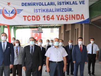 חגיגת 164 שנה ל- TCDD נערכה בתחנה ההיסטורית באפיון!