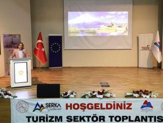 Toeristische bijeenkomst van het gouverneurschap van Ağrı