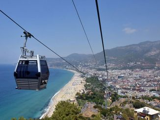 Increase Alanya Cable Car Fee