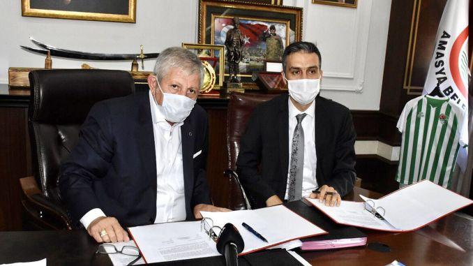 Contract getekend voor Amasya Nostalgic Tram Project