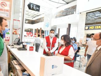 Ankara Metropolitan Increased Shopping Mall Inspections Under Coronavirus Measures