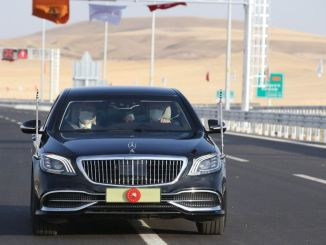 Ankara Niğde Motorway ครองตำแหน่งท่ามกลางโครงการยักษ์ที่สร้างเสร็จแล้ว