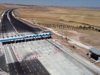 Ankara Niğde Highway opent morgen met het BOT-model