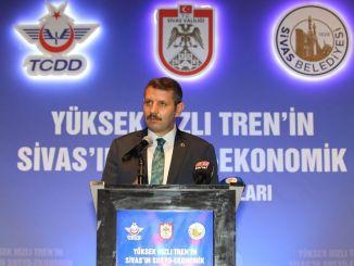 """""""Ankara Sivas YHT"""" skrydžiai bus įvykdyti per labai trumpą laiką"""