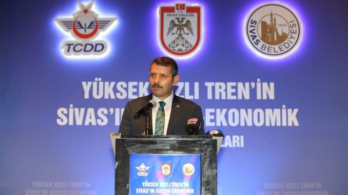 Ankara Sivas YHT Flights Will Be Committed In A Very Short Time