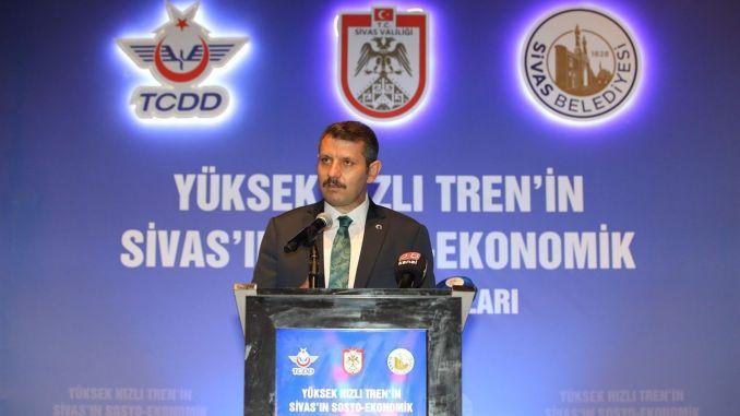 Los vuelos de Ankara Sivas YHT se realizarán en muy poco tiempo