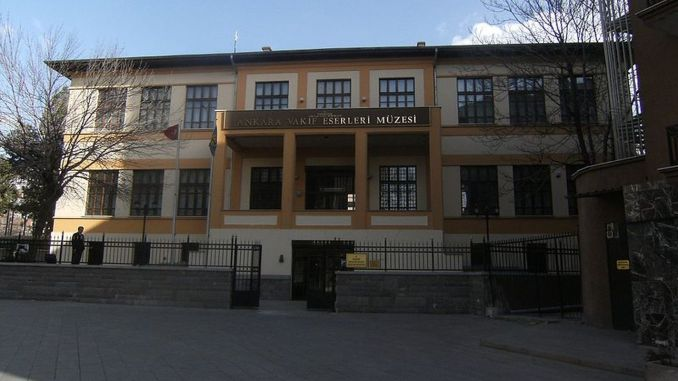 Ankara Foundation Works Museum