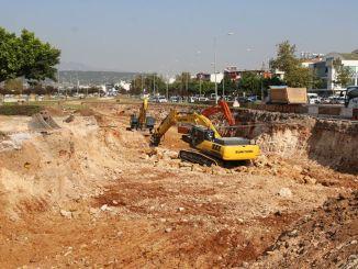 1. ja 3. vaiheen rautatiejärjestelmän linjat yhdistyvät Antalyassa!