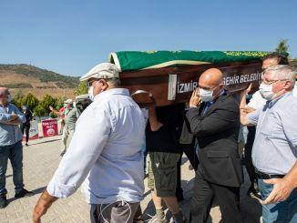 حضر الرئيس سويير جنازة الصحفي أربيل توسالب